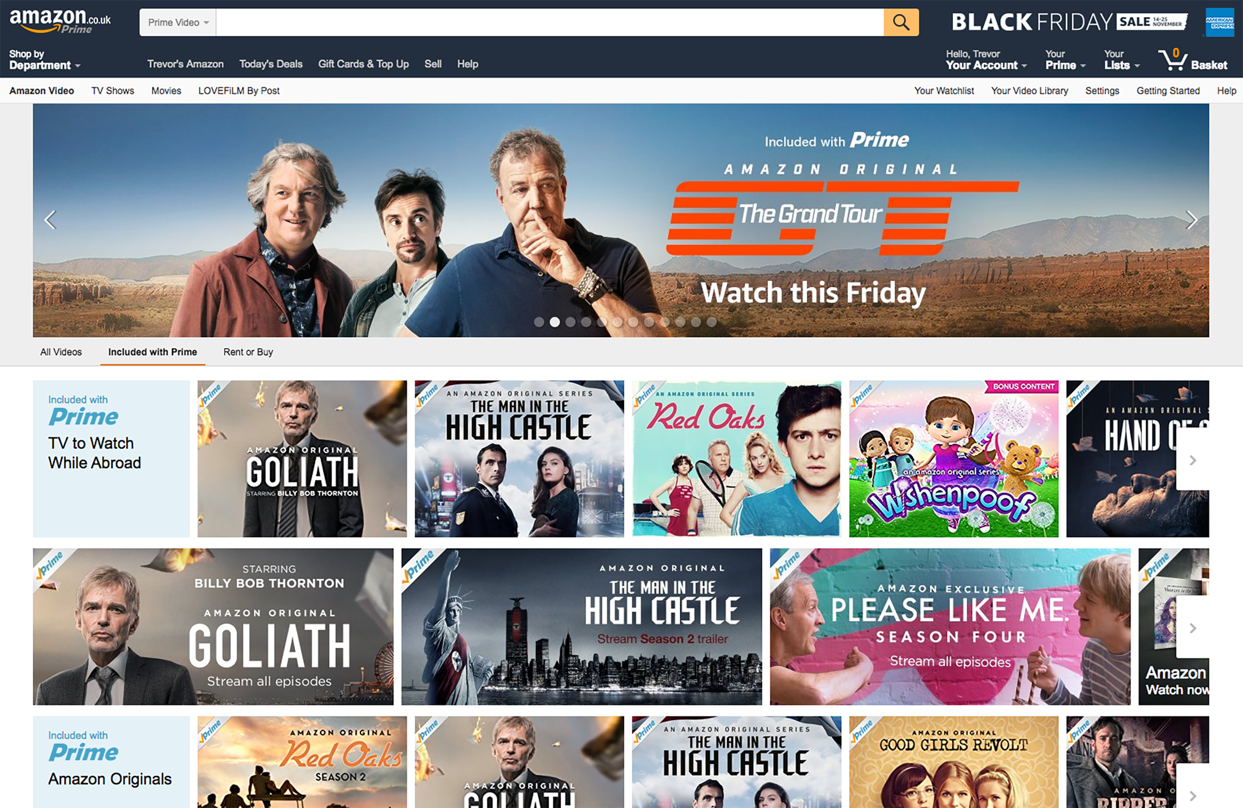 EXCLUSIVE: Amazon Prime Video available in Australia RIGHT