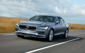 EFTM Best Car 2016: Volvo S90