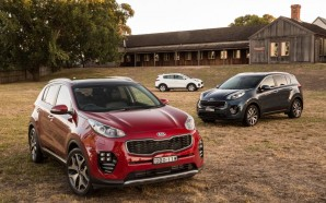 EFTM Best Family Car 2016: Kia Sportage