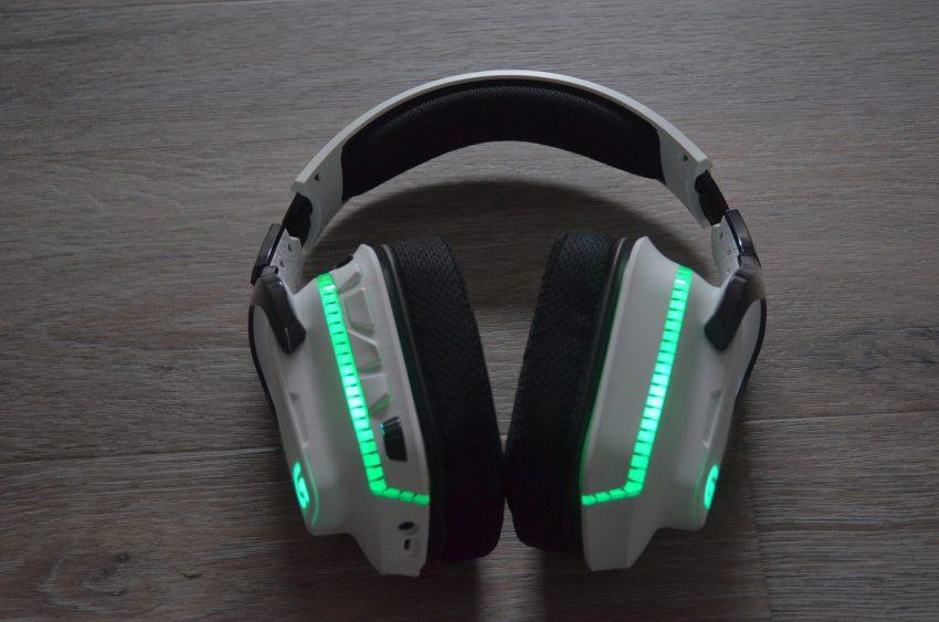 Next level stuff: Logitech G933 Wireless 7 1 Gaming Headset