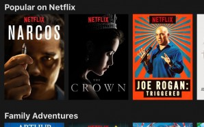 Netflix adds downloads so you can watch on the plane!