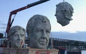 Clarkson, Hammond & May Giant Heads in Sydney signal the…
