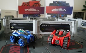 Galaxy Zega remote control Virtual Tank War review