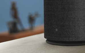 That beautiful Beoplay speaker launched at CES is available now…