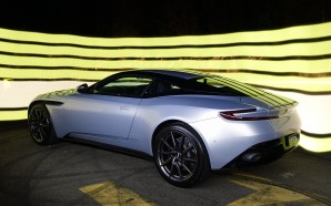 Driving the stunning Aston Martin DB11 V12 masterpiece