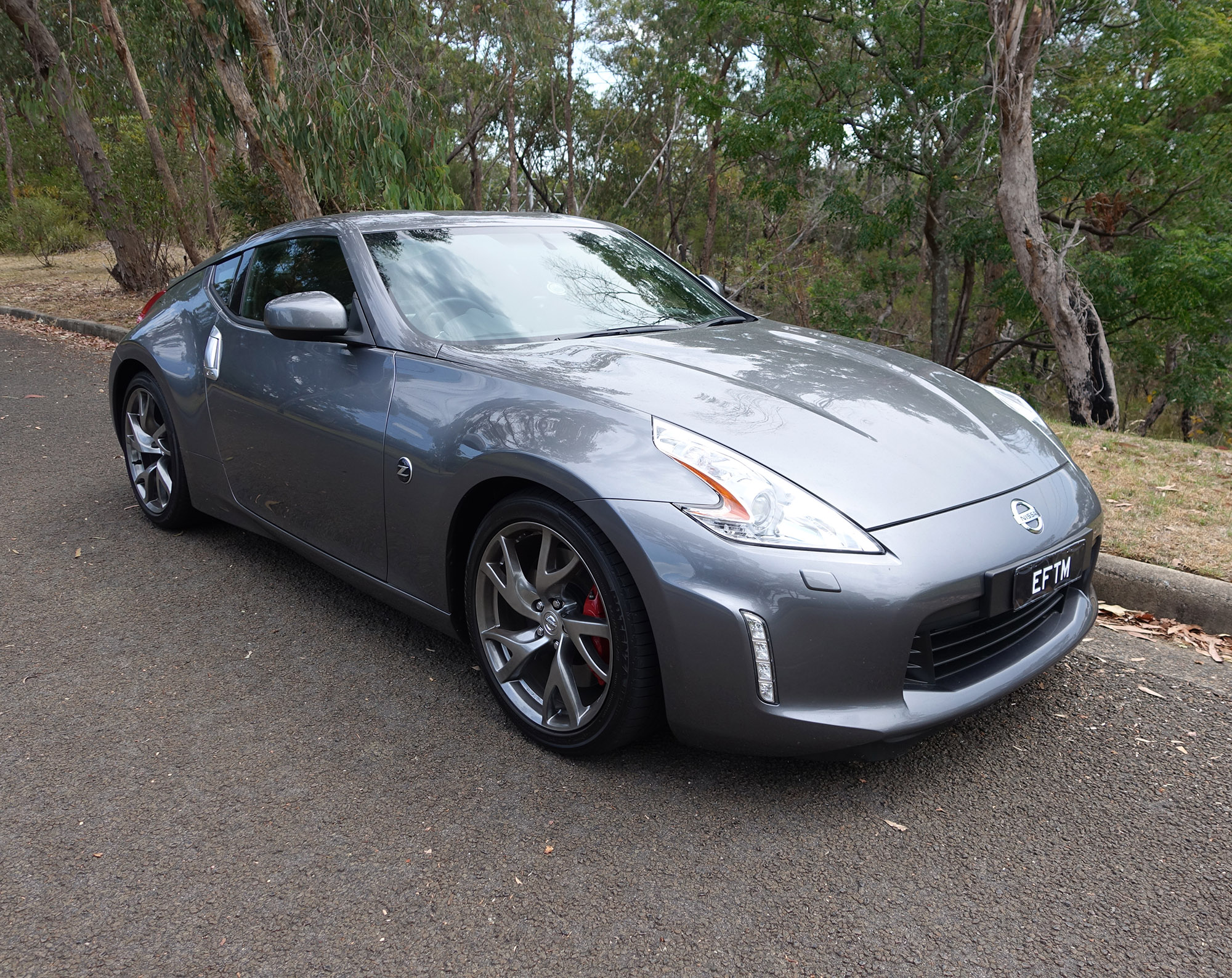 living with a sports car nissan 370z the early days eftm. Black Bedroom Furniture Sets. Home Design Ideas