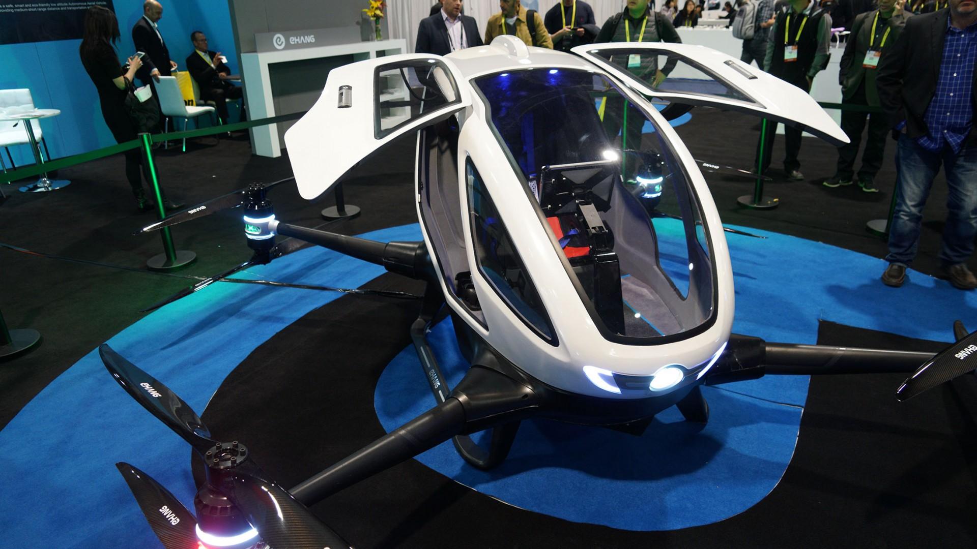 B Flying Car Drone FLYING CARS: Personal ...