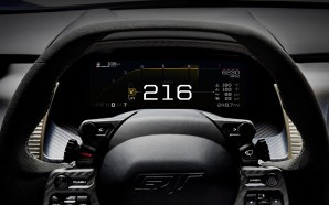 Ford launches digital dash for the new GT