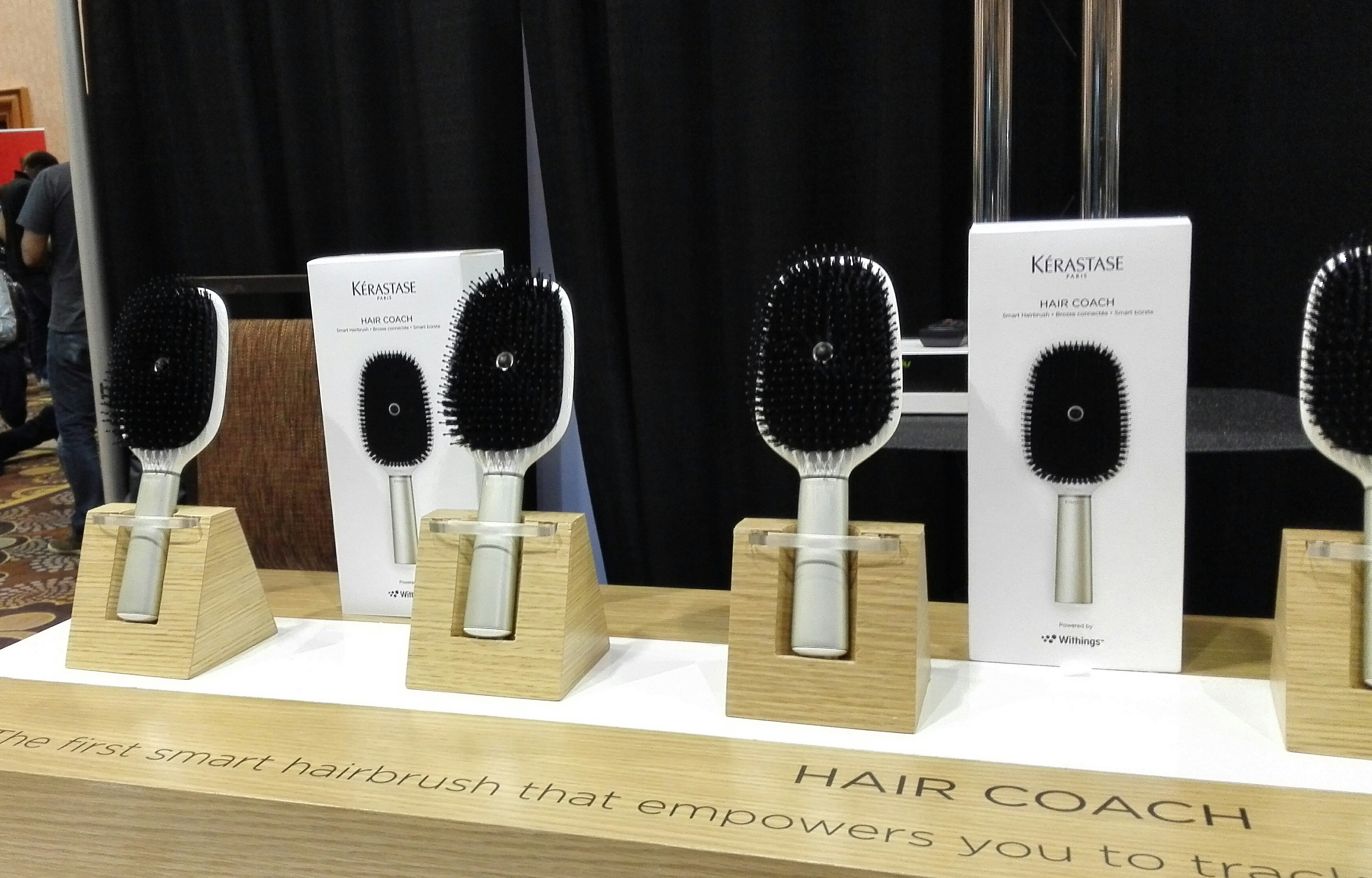 Withings turns its hand to hair care.