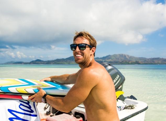 Mark Visser_ Maui Jim ambassador