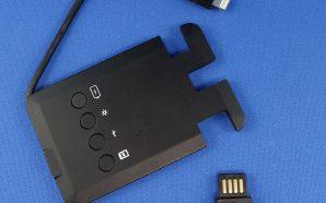 SmartCard Powerbank, USB & MicroSD Card reader
