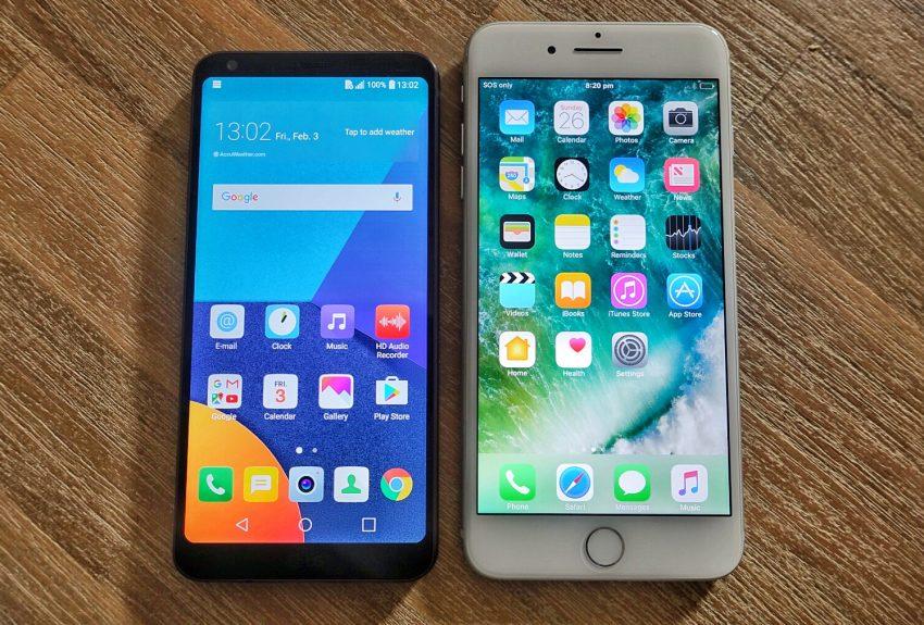 LG G6 Announced: Go Big or Go Home screen-size » EFTM