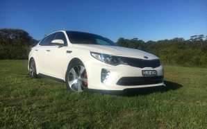 TESTED: Kia Optima GT