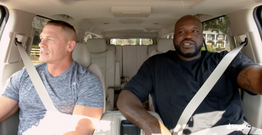 Apple Releases First Trailer For 'Carpool Karaoke' Series