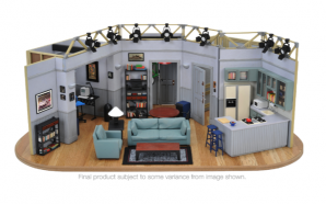Own the Seinfeld set! Well a tiny replica at least