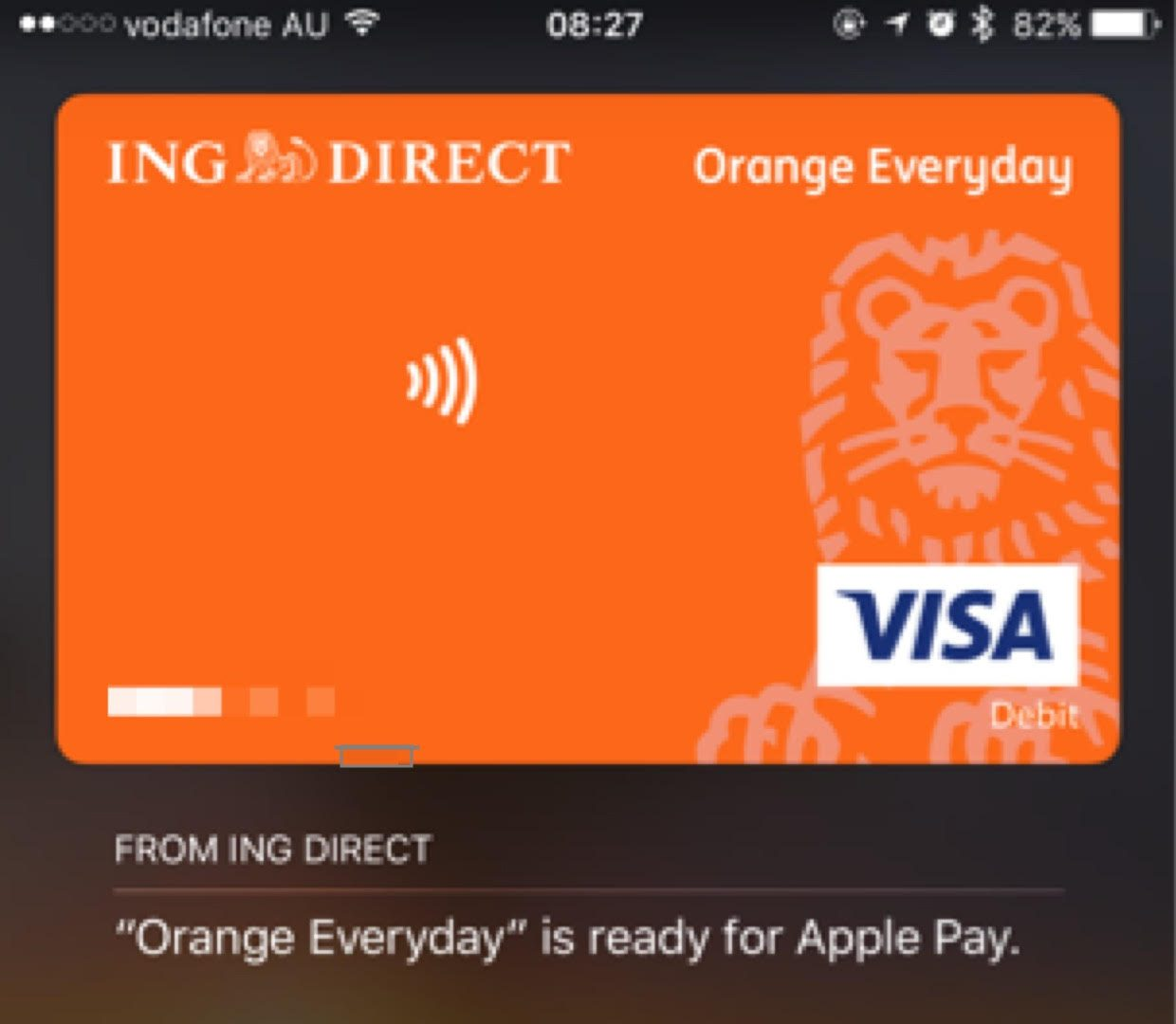 ING and Macquarie Now Support Apple Pay in Australia