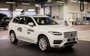 Volvo demonstrating driverless vehicles to Canberra politicians