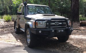 EFTM Quick Fix: Toyota Landcruiser 79 Series GXL