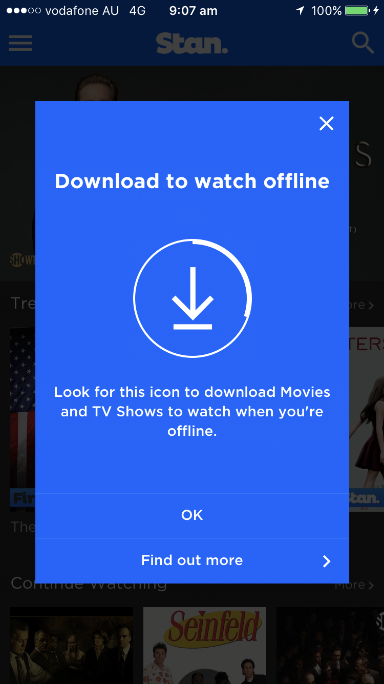 how to download stan offline