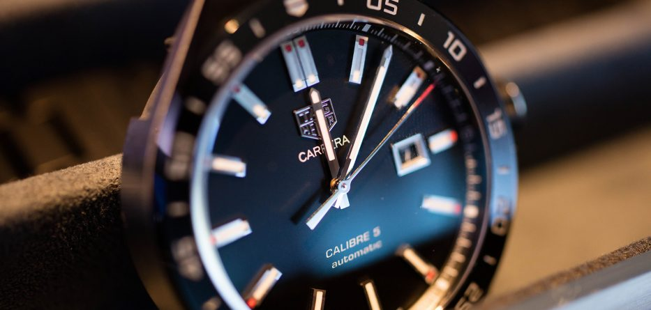 Second generation TAG Heuer Smartwatch announced ...
