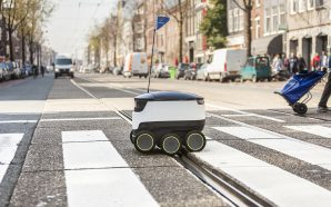 Dominos launches Robot Pizza delivery in Europe