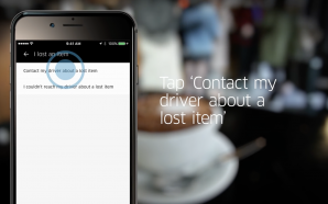 Lost something in a cab? Now Uber connects you with…