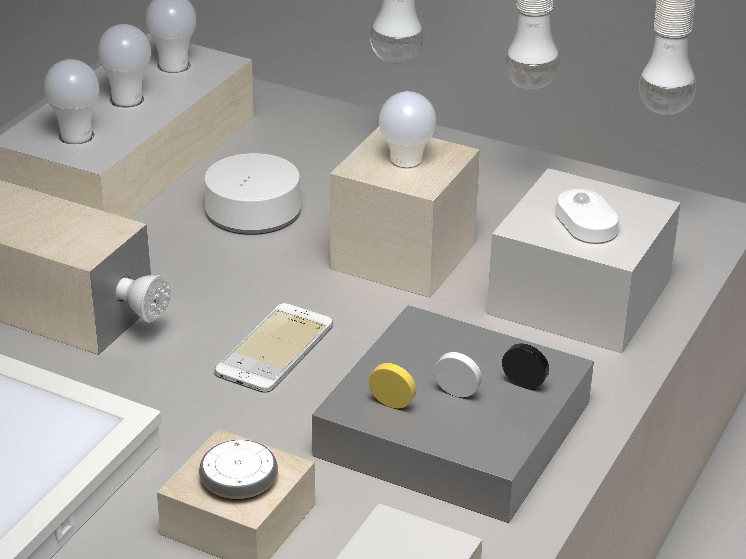 ikea launching smart home lighting   eftm