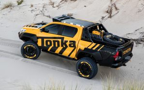 Toyota Introduces the Tonka HiLux: Unbreakable concept