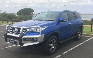 Seven-seat off-road wagon: Toyota Fortuner GXL review