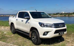 EFTM Quick Fix: Toyota Hilux SR5