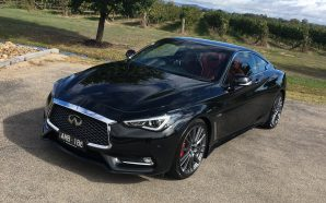 First Drive: Infiniti Q60 Red Sport – a performance coupe…