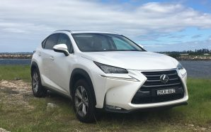Lexus NX200t Sports Luxury AWD Review
