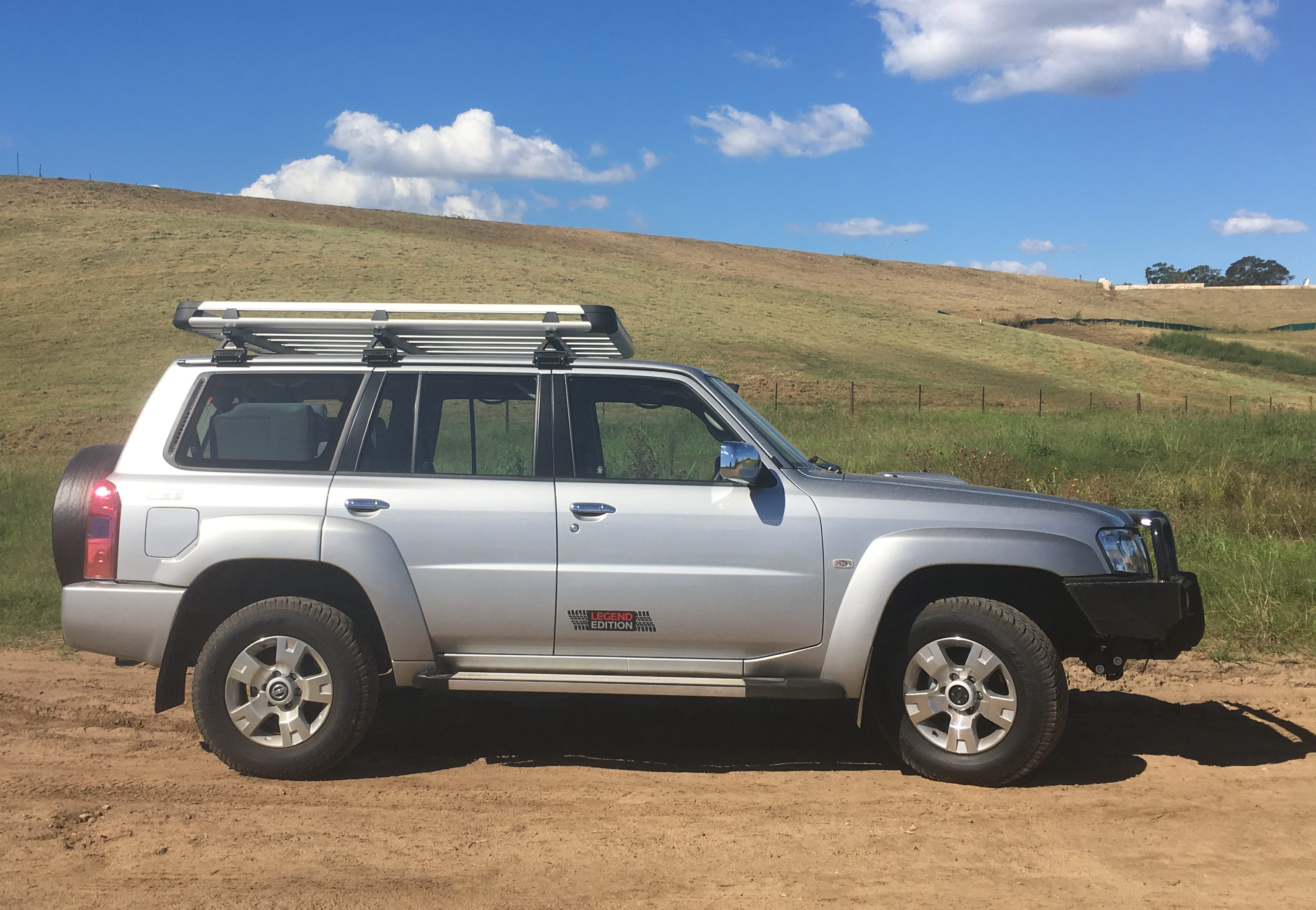 The Nissan Patrol Y61 Legend Edition Review - is it