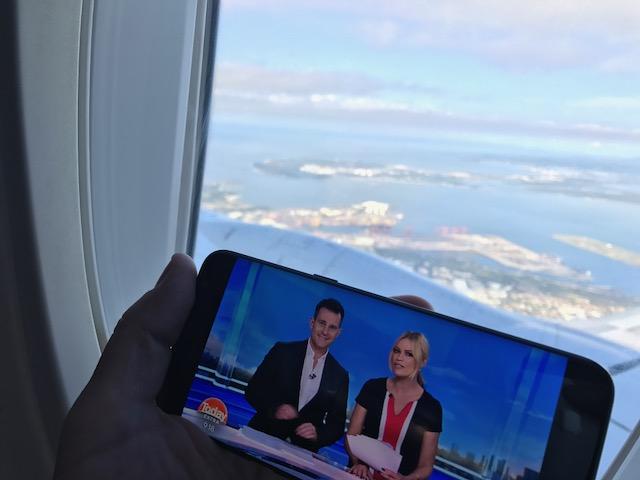 Virgin Australia begins testing its inflight Wi-Fi
