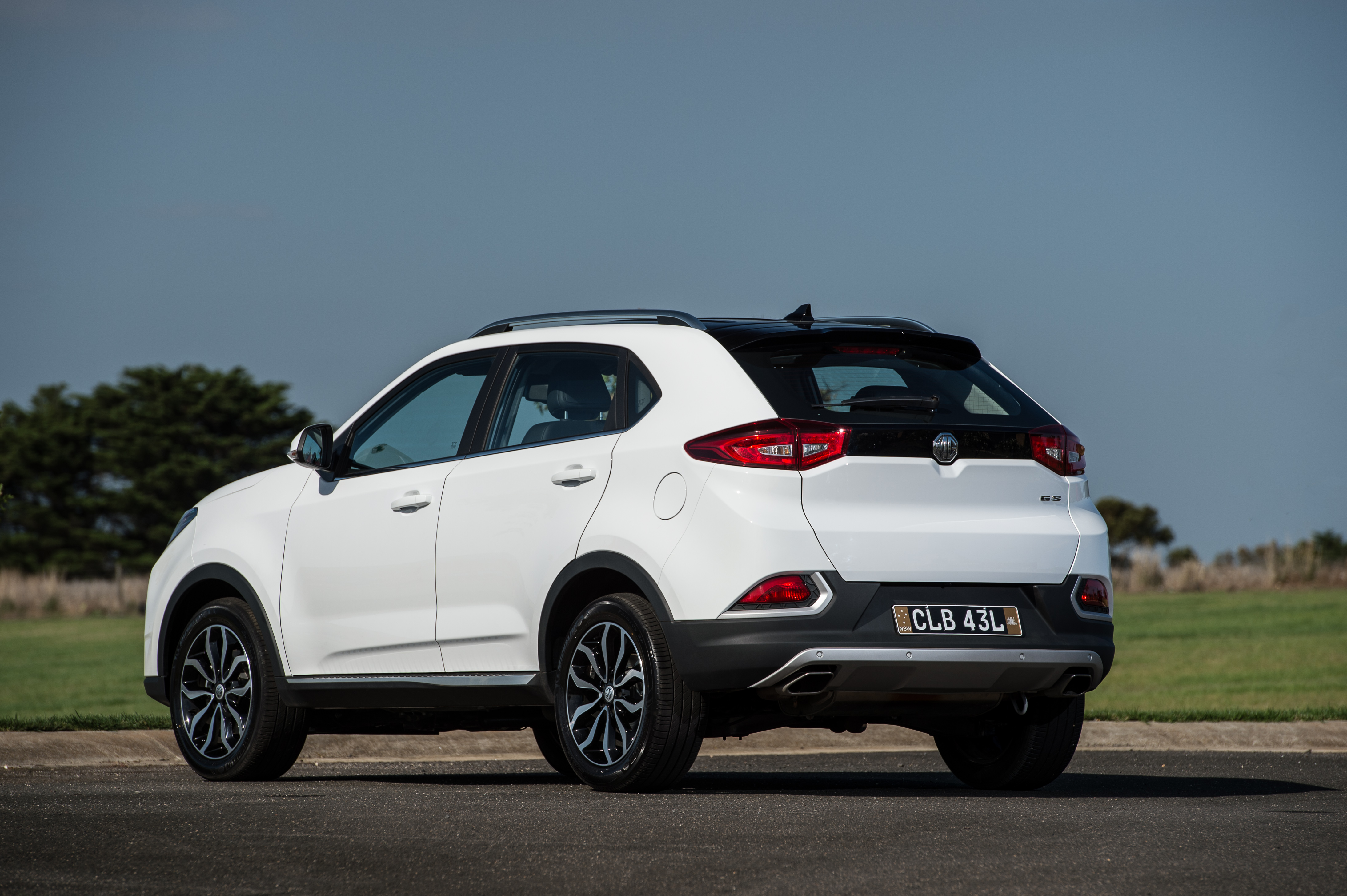 Famous Name All New Car First Drive Our Mg Gs Review Eftm
