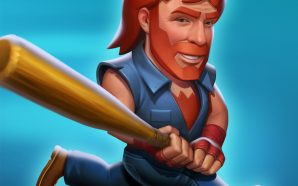 Be Chuck Norris in the new mobile game