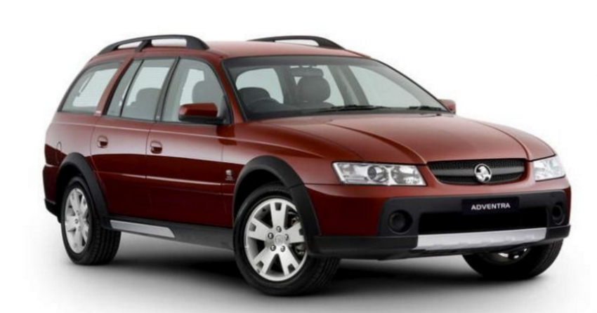 Commodore Tourer announced: The AWD Adventra is back!