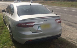 Calm Down: P plates are NOT used on NSW Highway…