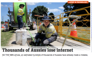 Calling BS on NBN scaremongers