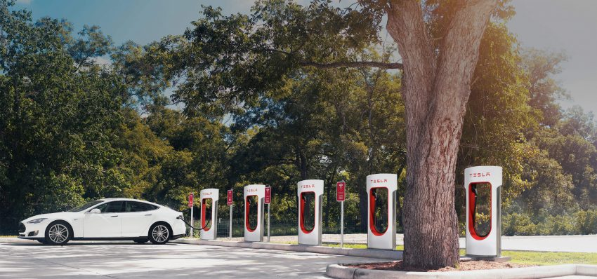 Tesla expands supercharger network  WA added, QLD grows, NSW