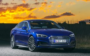 Driving the Audi A5 & S5 Sportback on the Great…