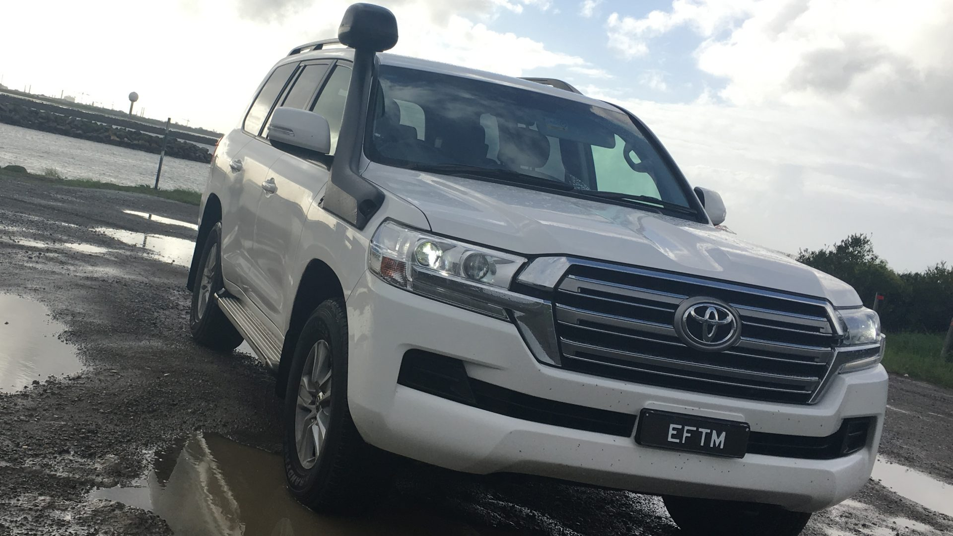 Cool Toyota Landcruiser 200 GXL Review The Most Capable Offroad Vehicle