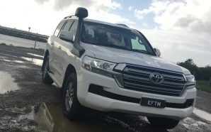 Toyota Landcruiser 200 GXL Review: the most capable off-road vehicle…