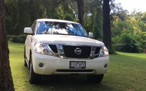 Big Wheels: Nissan Patrol V8 Ti Review – Quick Fix