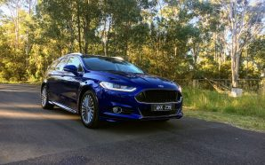 Ford Mondeo Titanium Wagon Review