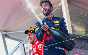 F1 has Gone From Cheap Australian Sparkling to $3000 Champagne