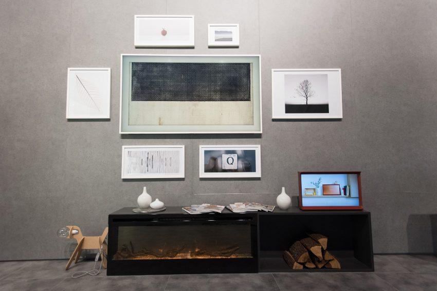 Samsung blends Art into their new TV range » EFTM