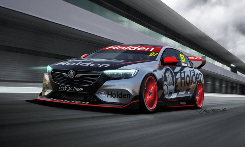 Bmw Twin Turbo V6 >> Now THATS a Supercar: Holden's 2019 Commodore Supercar revealed » EFTM