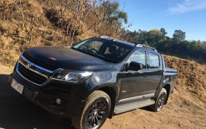 Holden Colorado Z71 – EFTM Quick Fix