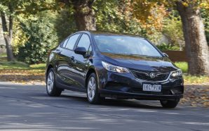 First Drive: Holden Astra Sedan